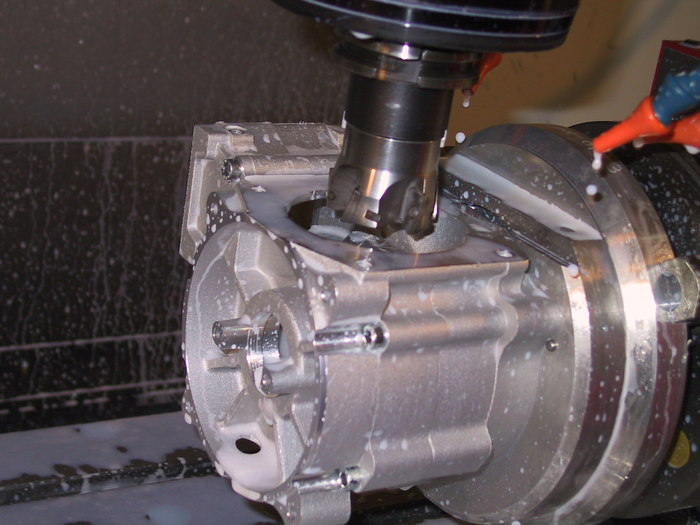 MZ34 crankcase in final machining stage.JPG